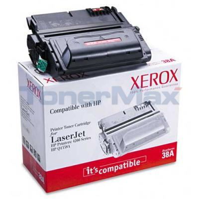 XEROX HP LASERJET 4200 TONER CTG BLACK Q1338A